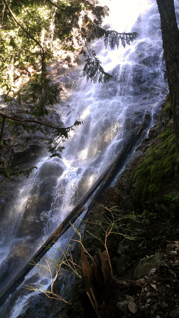Spectacular Teneriffe Falls