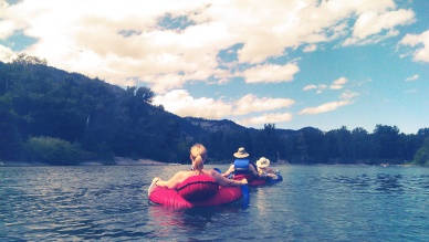 Tubing in Leavenworth: A Lazy, Hazy, Crazy Day in Summer