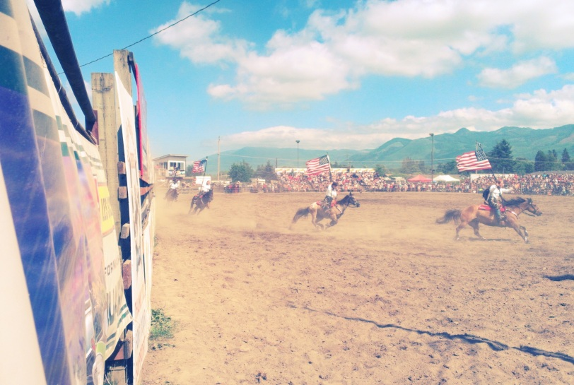Rodeo Opening
