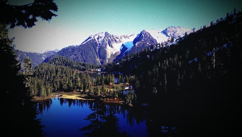 Idyllic beauty - Watson Lakes