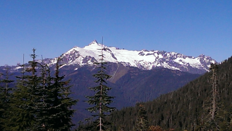 ...and Mt. Shuksan