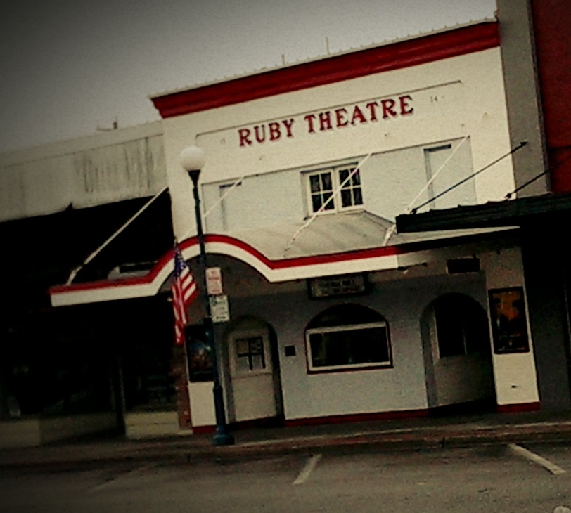 The Historic Ruby Theater