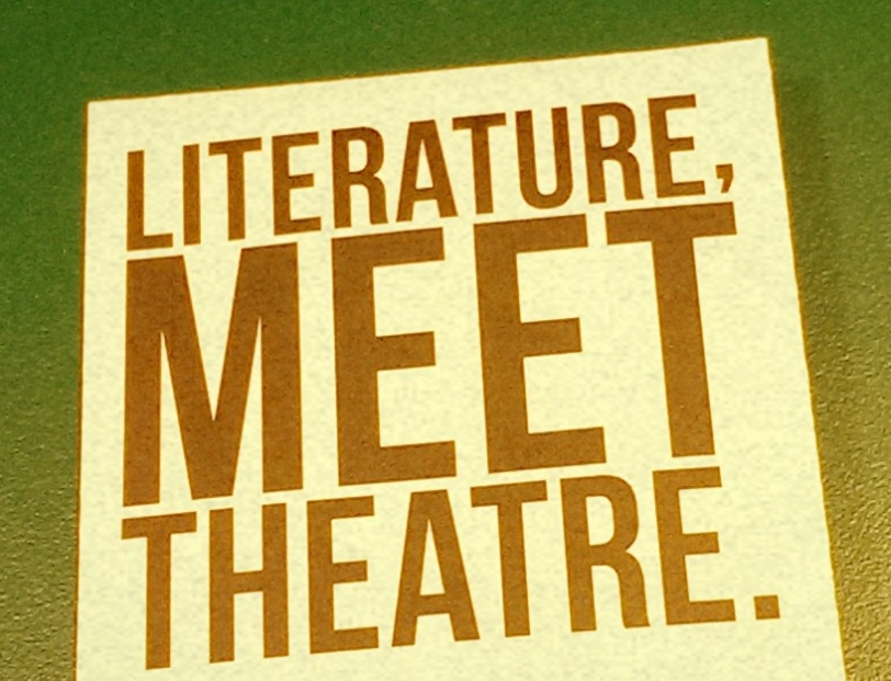 Literature Meet Theater