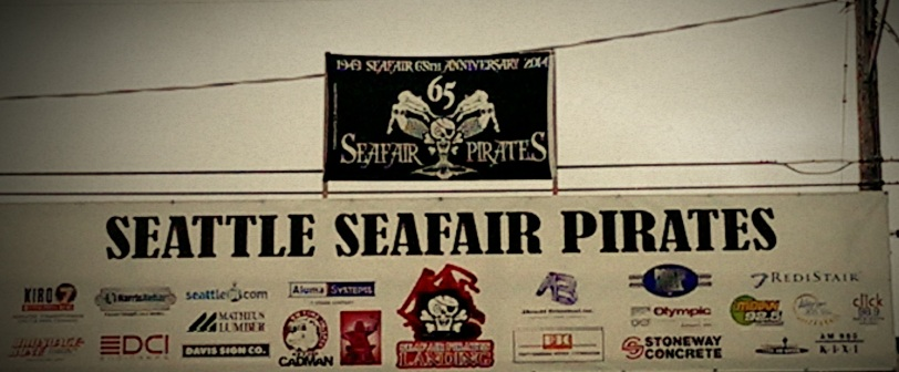 Seafair banner