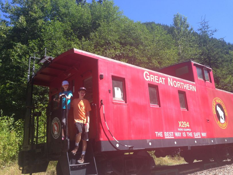 The Iron Goat Trail