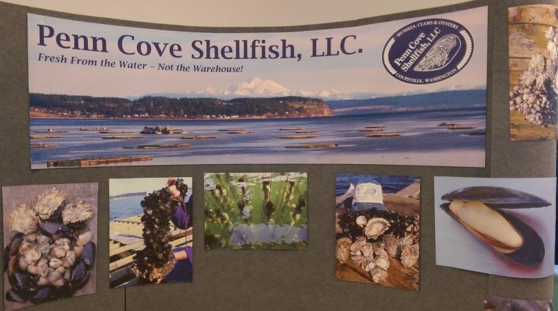 Penn Cove poster