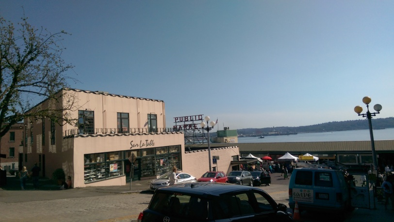 View of Pike Market
