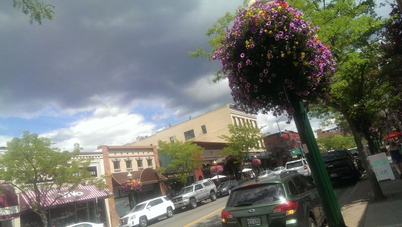 Downtown Coeur d'Alene